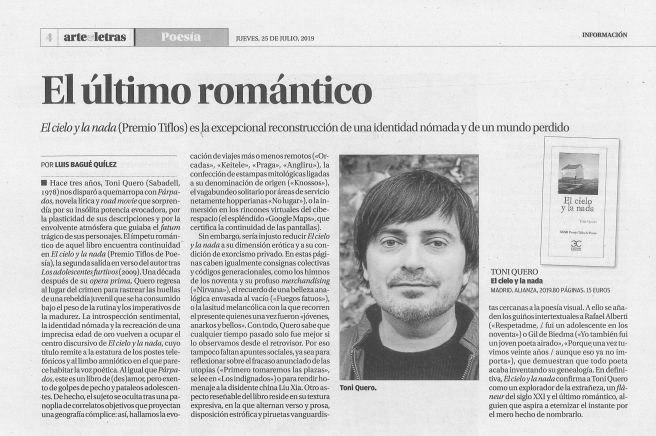 El último romántico M