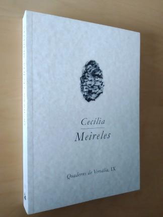 Quadern Meireles - coberta